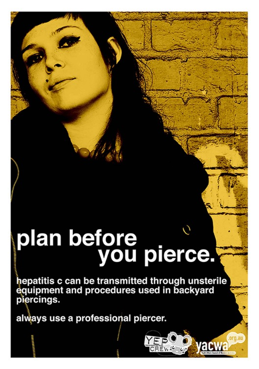 plan before you pierce